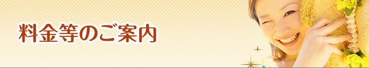 コンパニオン派遣料金・費用のご案内(大阪・なんばや梅田・心斎橋等)